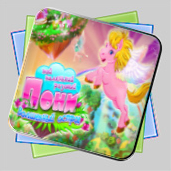 Мой Маленький Розовый Пони. Волшебный остров игра