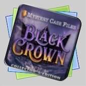 Mystery Case Files: Black Crown Collector's Edition игра