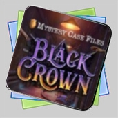 Mystery Case Files: Black Crown игра