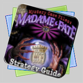 Mystery Case Files: Madame Fate  Strategy Guide игра