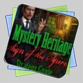 Mystery Heritage: Sign of the Spirit Strategy Guide игра