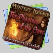 Mystery Legends: The Phantom of the Opera Strategy Guide игра