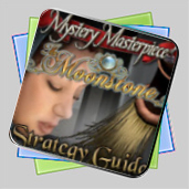 Mystery Masterpiece: The Moonstone Strategy Guide игра