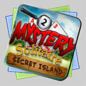 Mystery Solitaire: Secret Island игра