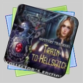 Mystery Trackers: Train to Hellswich Collector's Edition игра