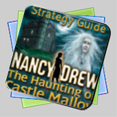 Nancy Drew: The Haunting of Castle Malloy Strategy Guide игра