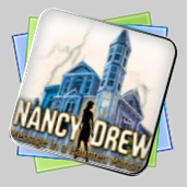 Nancy Drew: Message in a Haunted Mansion игра