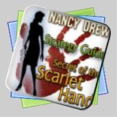 Nancy Drew: Secret of the Scarlet Hand Strategy Guide игра