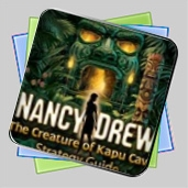 Nancy Drew: The Creature of Kapu Cave Strategy Guide игра