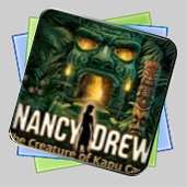 Nancy Drew: The Creature of Kapu Cave игра