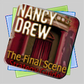 Nancy Drew: The Final Scene Strategy Guide игра
