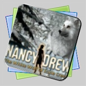 Nancy Drew: The White Wolf of Icicle Creek игра