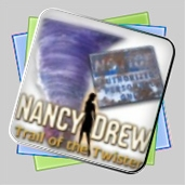 Nancy Drew: Trail of the Twister игра