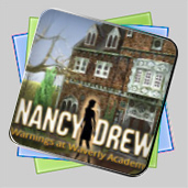 Nancy Drew: Warnings at Waverly Academy игра