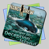 Nancy Drew - Danger on Deception Island игра