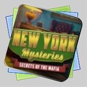 Загадки Нью-Йорка. Секреты мафии игра