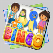 Nick Jr. Bingo игра