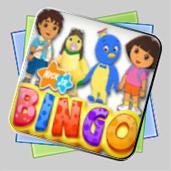 Nick Jr. Bingo игра