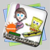 Nicktoons: Hoverzone игра