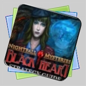 Nightfall Mysteries: Black Heart Strategy Guide игра