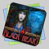 Nightfall Mysteries: Black Heart игра