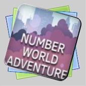 Number World Adventure игра