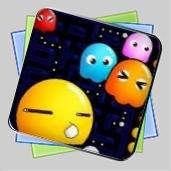 Pacman игра
