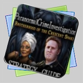 Paranormal Crime Investigations: Brotherhood of the Crescent Snake Strategy Guide игра
