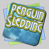 Penguin Sledding игра
