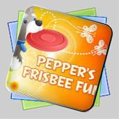 Pepper's Frisbee Fun игра