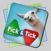 Pick & Tick игра