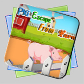 Pig Escape From Farm игра