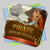 Pirate Mosaic Puzzle: Carribean Treasures игра