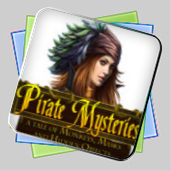 Pirate Mysteries: A Tale of Monkeys, Masks, and Hidden Objects игра