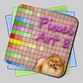 Pixel Art 8 игра