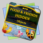 Pooh and Friends. Hidden Objects игра