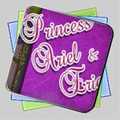 Princess Ariel and Eric. Coloring игра