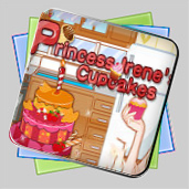 Princess Irene's Cupcakes игра