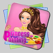Princess Painting игра
