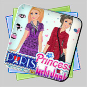 Princess: Paris vs. New York игра