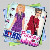 Princess: Paris vs. New York игра