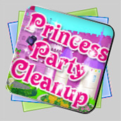 Princess Party Clean-Up игра