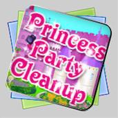 Princess Party Clean-Up игра