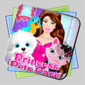 Princess Pets Care игра