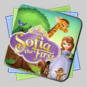Princess Sofia The First: Zoo игра