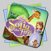 Princess Sofia The First: Zoo игра