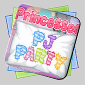 Princesses PJ's Party игра