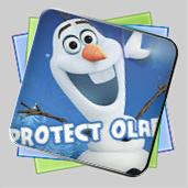 Protect Olaf игра