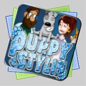 Puppy Stylin` игра