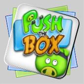 Четыре поросенка и коробка игра